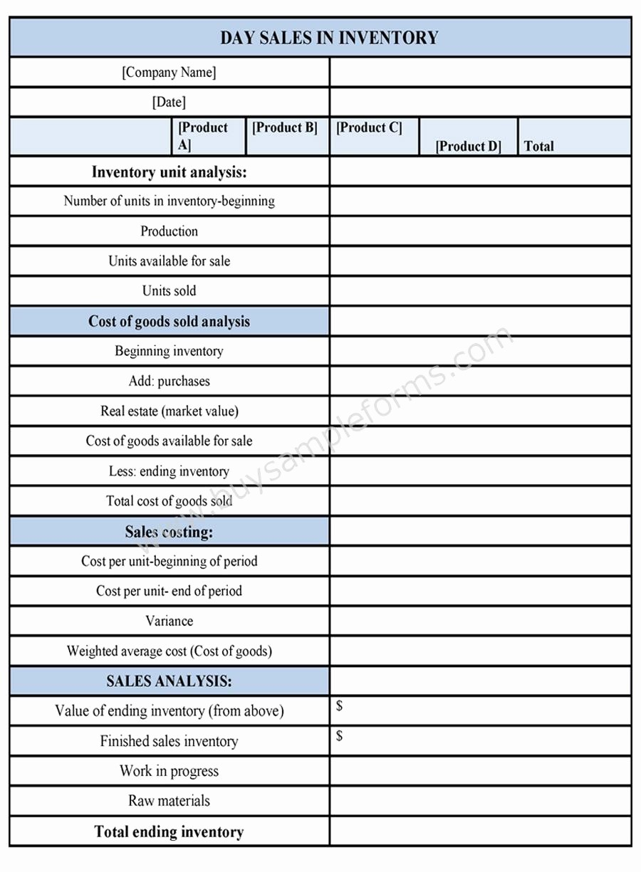 Inventory forms for Small Business Fresh Template Landlord Inventory Template