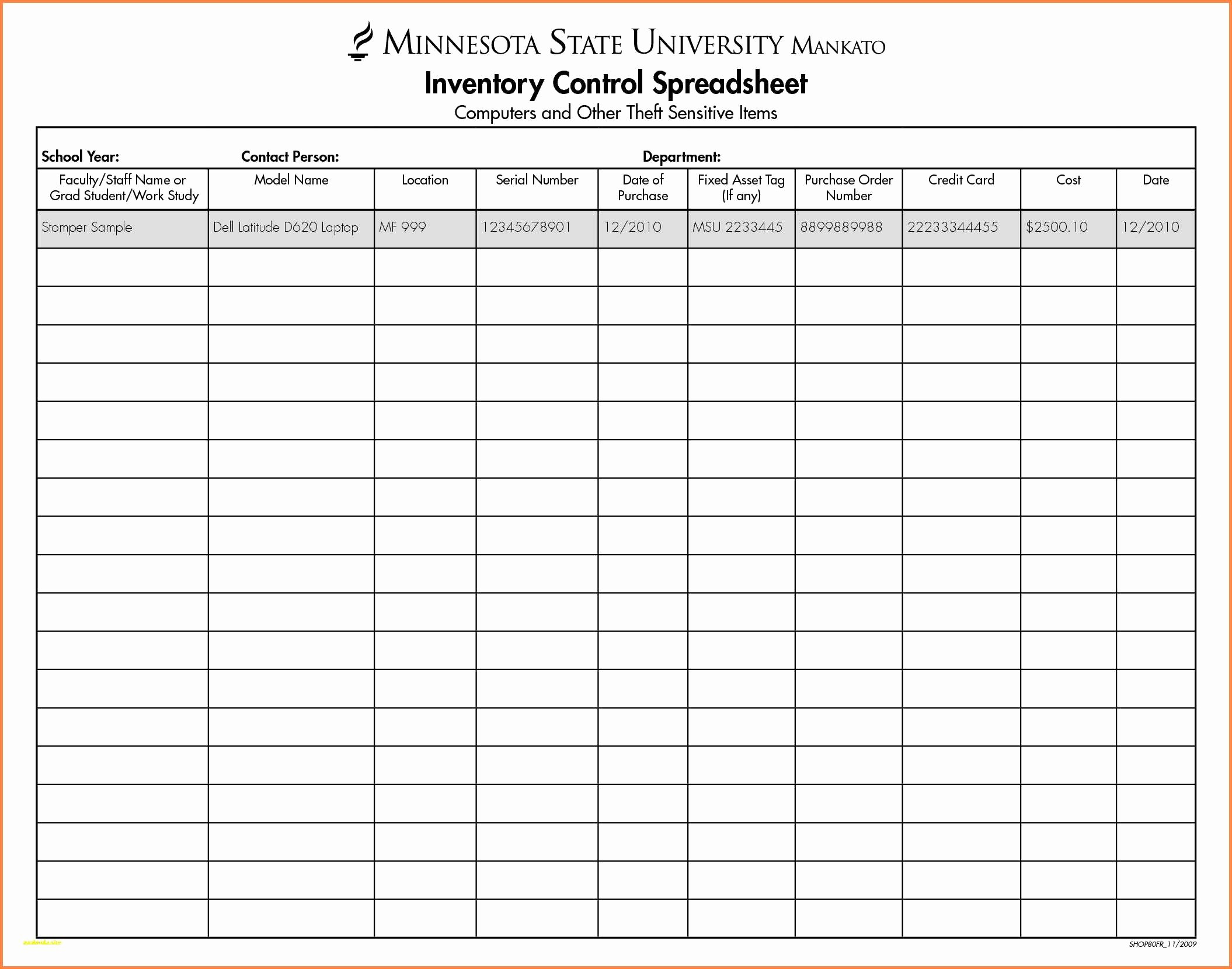 Inventory forms for Small Business New Small Business Excel Spreadsheet Templates and Inventory