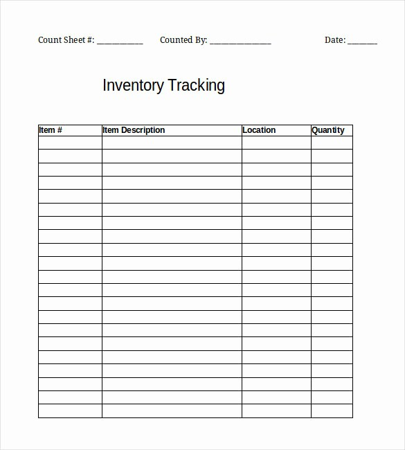 Inventory List Template Free Download Awesome Inventory Template – 25 Free Word Excel Pdf Documents
