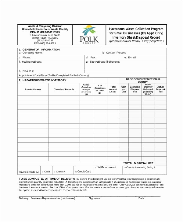 Inventory Sheets for Small Business Awesome 38 Sample Sheets