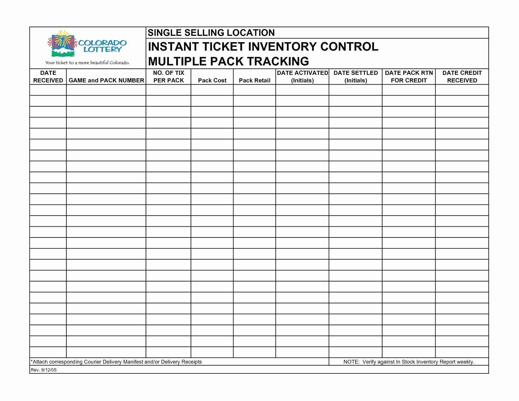 Inventory Sign Out Sheet Excel Fresh Excel Inventory Template with formulas Luxury 48 Lovely S