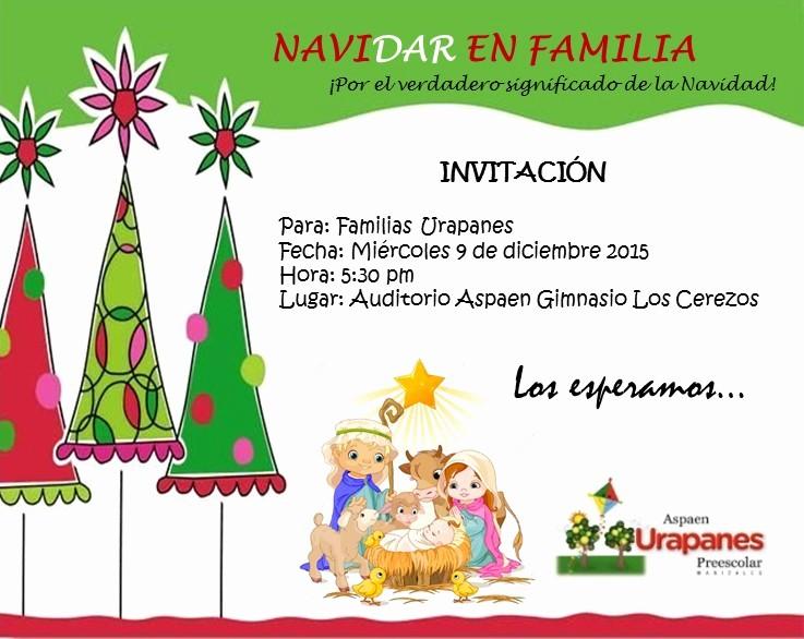 Invitacion Para Fiesta De Navidad Awesome InvitaciÓn Concierto De Navidad