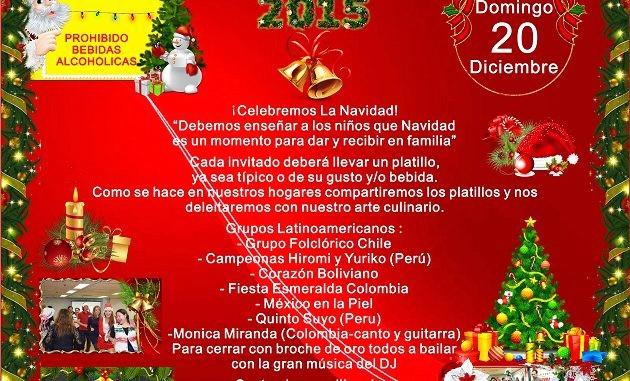 Invitacion Para Fiesta De Navidad Awesome Invitación General Para Participar En La Navidad
