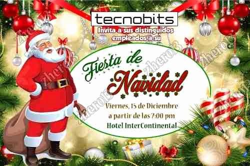 Invitacion Para Fiesta De Navidad Beautiful Tarjeta Invitacion Digital Fiesta De Navidad 3 Para