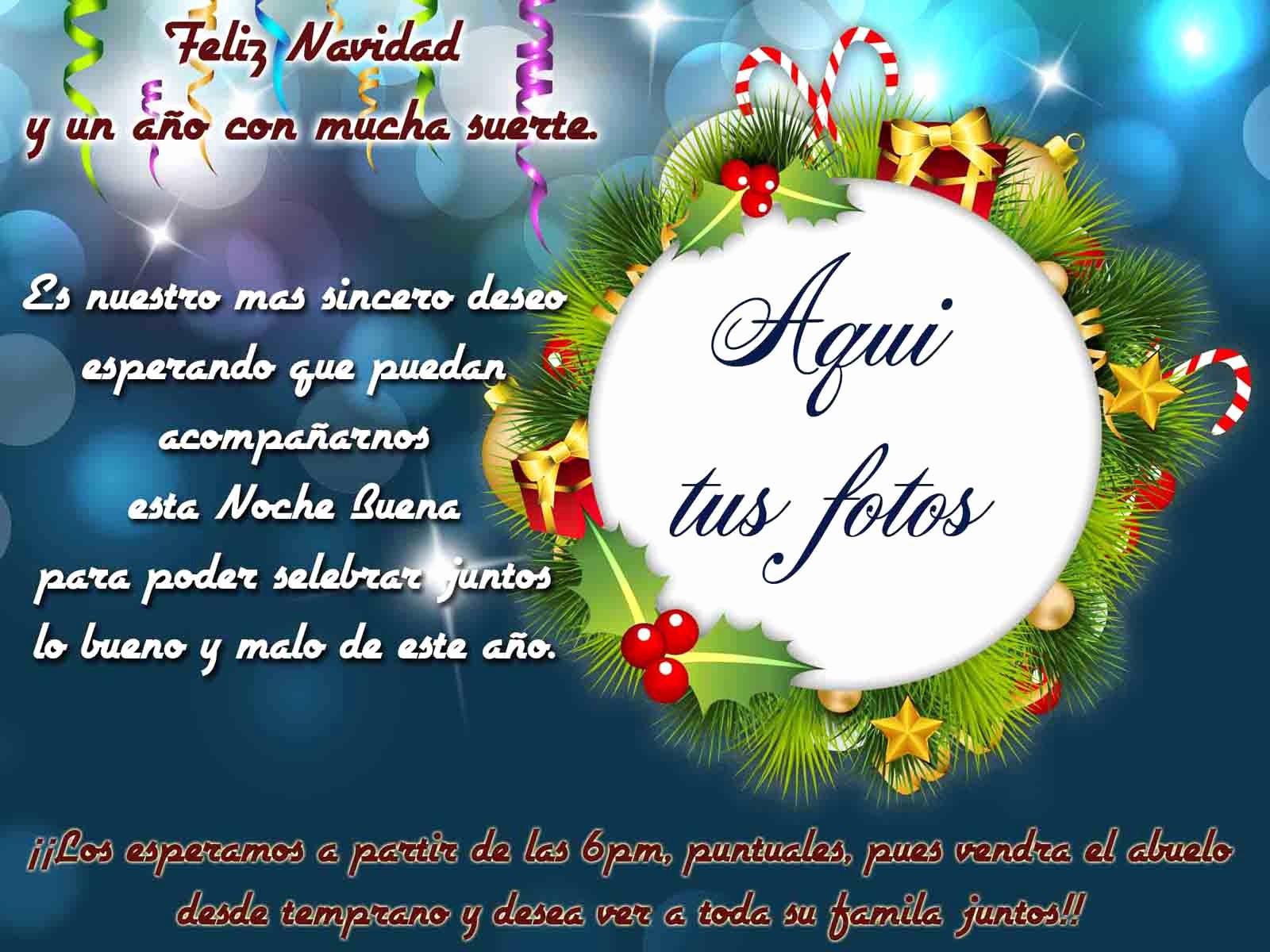 Invitacion Para Fiesta De Navidad Elegant Foto Invitacion Para Navidad Marcos En Psd Y Png Para