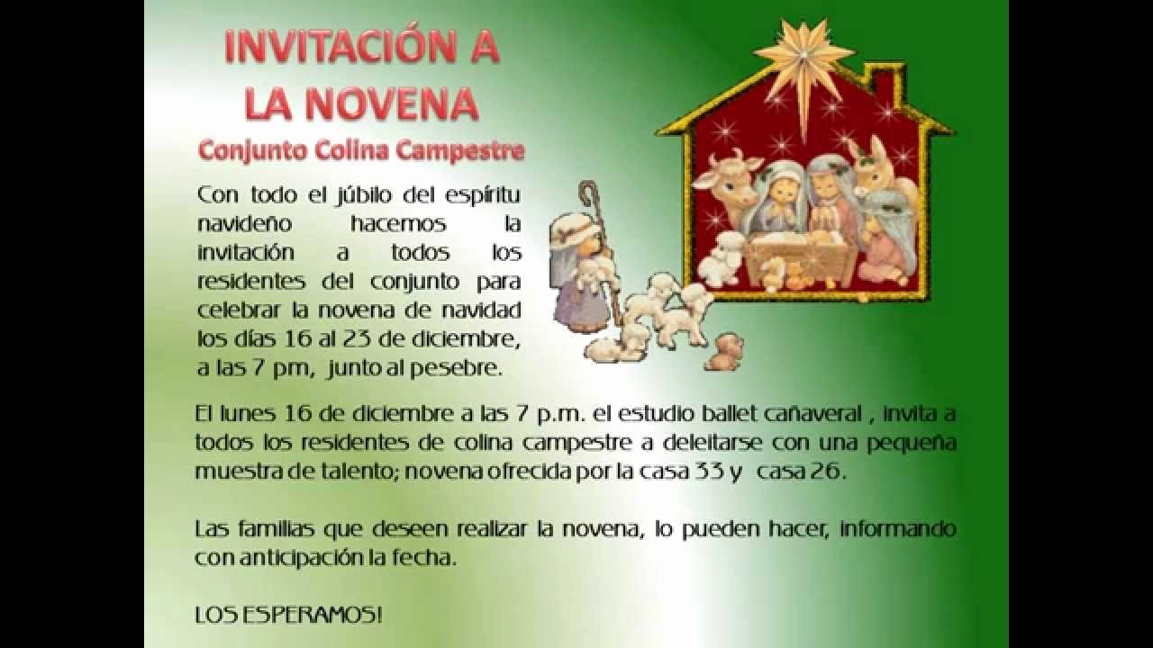 Invitacion Para Fiesta De Navidad Inspirational Invitacion Virtual NavideÑa