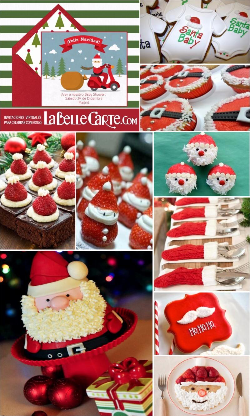 Invitacion Para Fiesta De Navidad Luxury Invitaciones Para Baby Shower E Ideas Para Celebrar Un