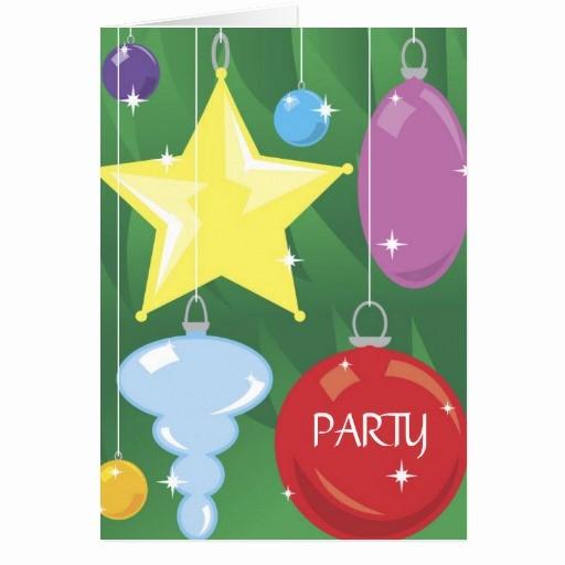 Invitacion Para Fiesta De Navidad New Invitaciones De La Fiesta De Navidad Tarjeta