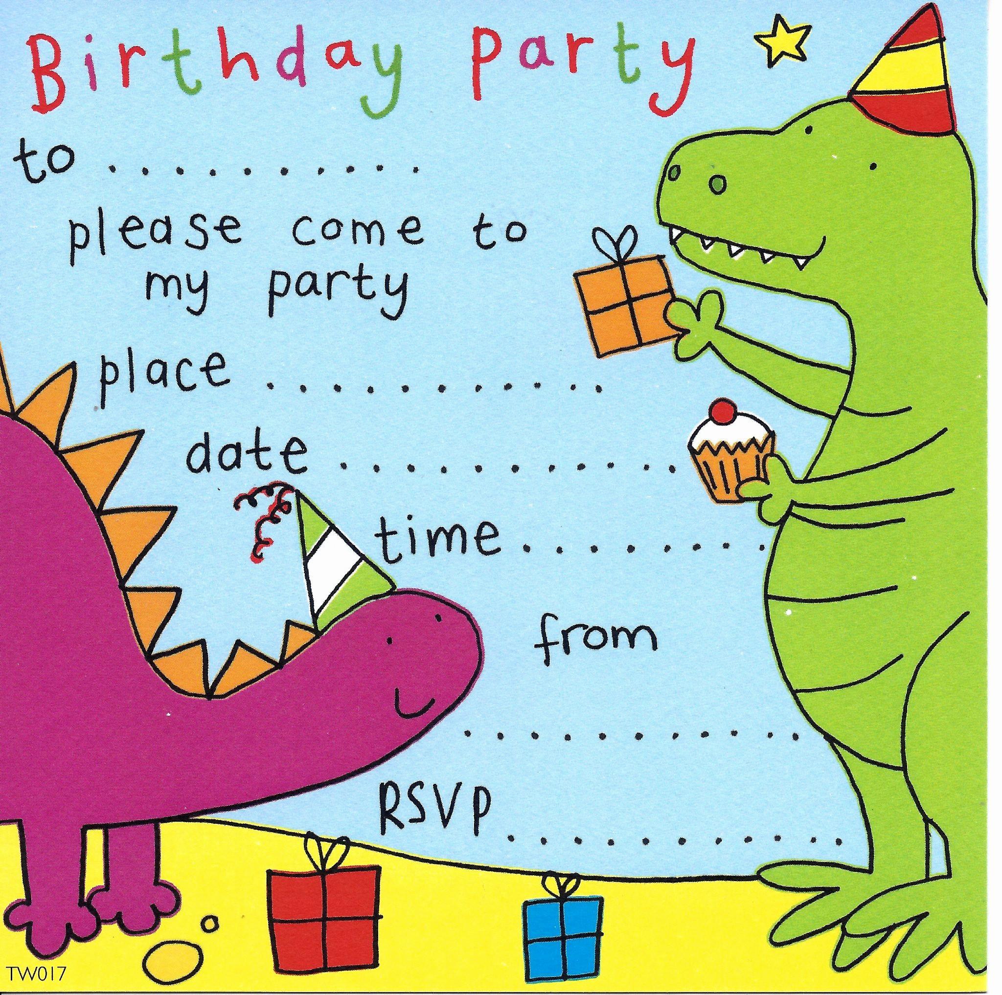 Invitation format for Birthday Party Fresh Party Invitations Birthday Party Invitations Kids Party