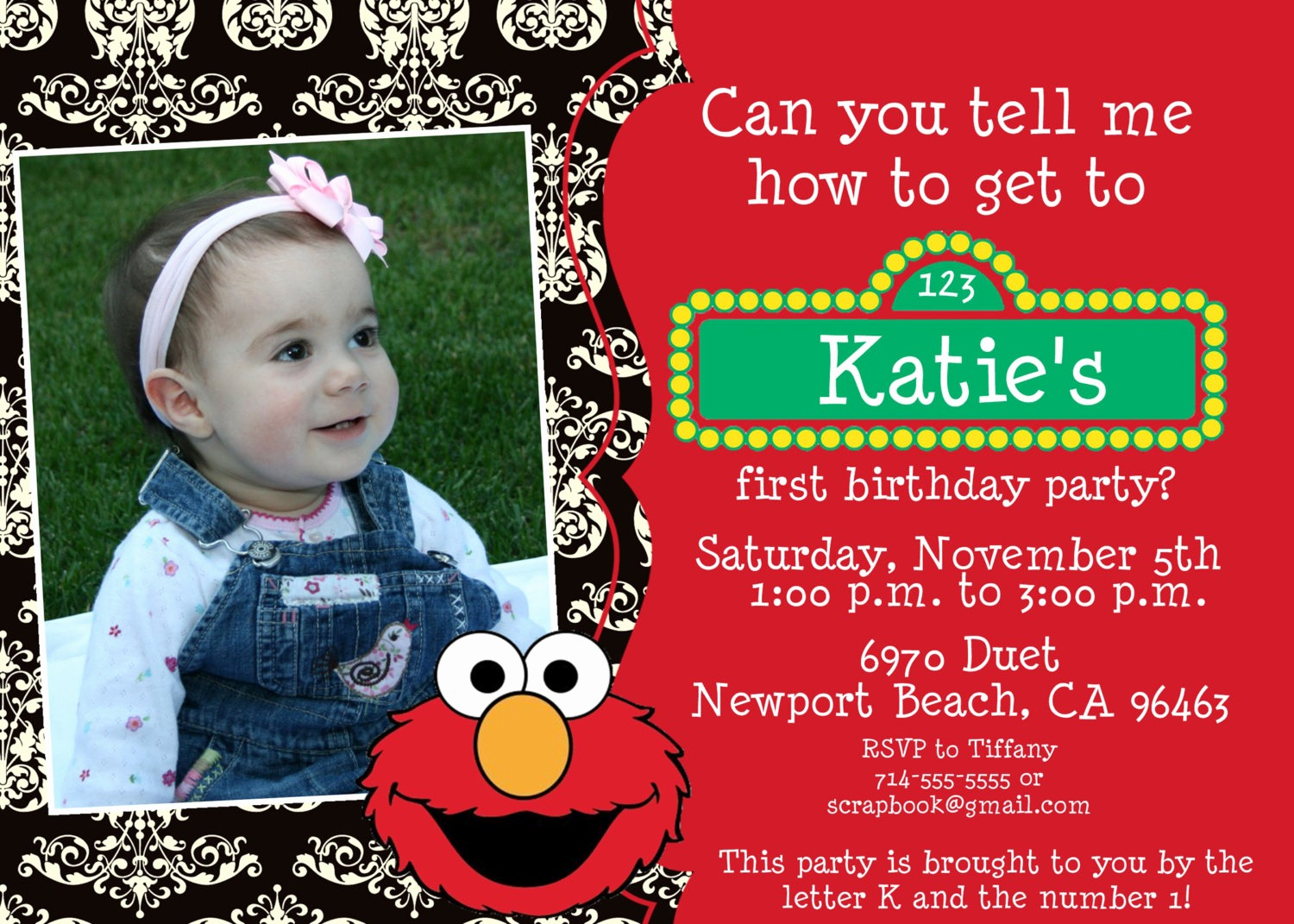 Invitation format for Birthday Party Lovely 2nd Birthday Party Invitation Wording