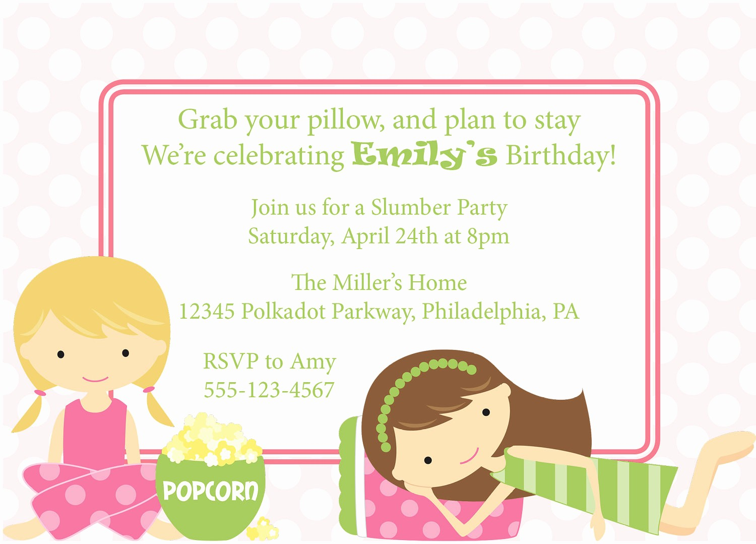 Invitation format for Birthday Party Unique Birthday Invitation Template Word Mughals