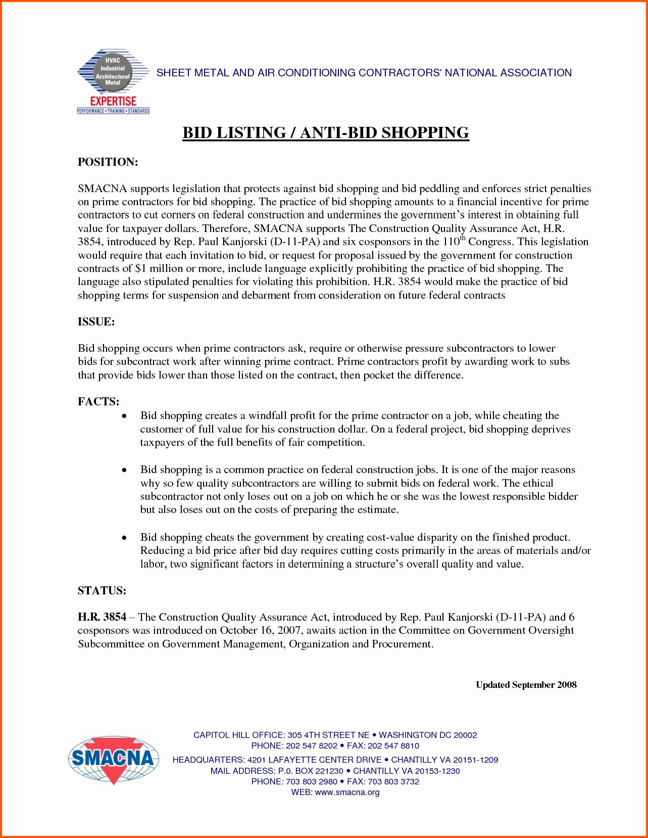 Invitation to Bid Template Construction Awesome Construction Proposal Template formal Dinner Invitation