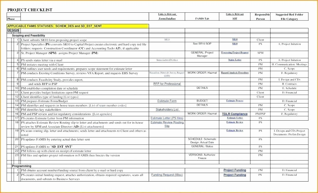 Issues List Template Excel Free Best Of Project Management Task List Template Excel Spreadsheet