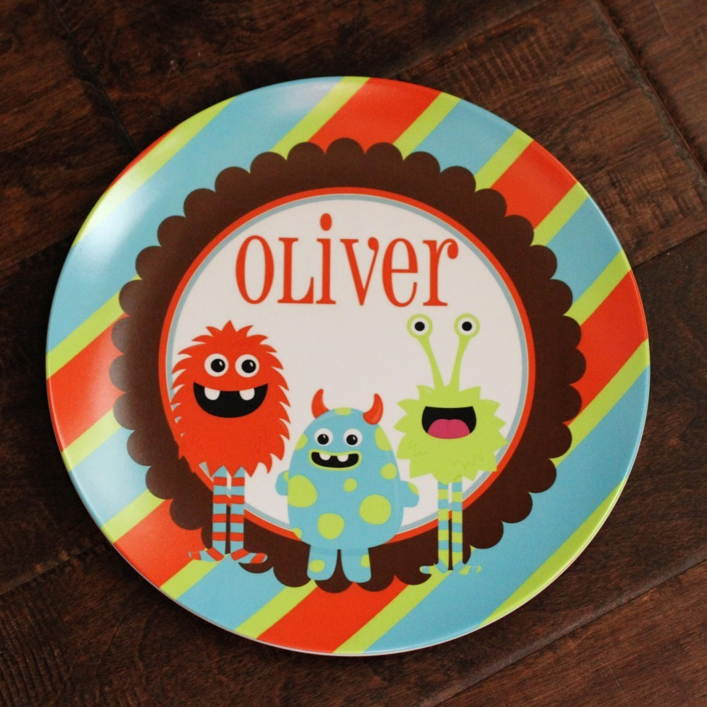 It's A Boy Banner Printable Inspirational 58 Personalized Dinner Plates for Kids Kids 039