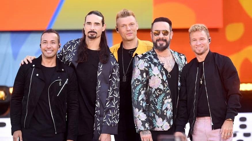 It's A Boy Banner Printable Lovely Backstreet Boys to Perform Live before 2018 Mtv Vmas