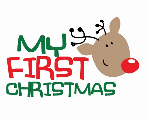 It's A Boy Banner Printable Lovely My First Christmas My First Christmas This is My First
