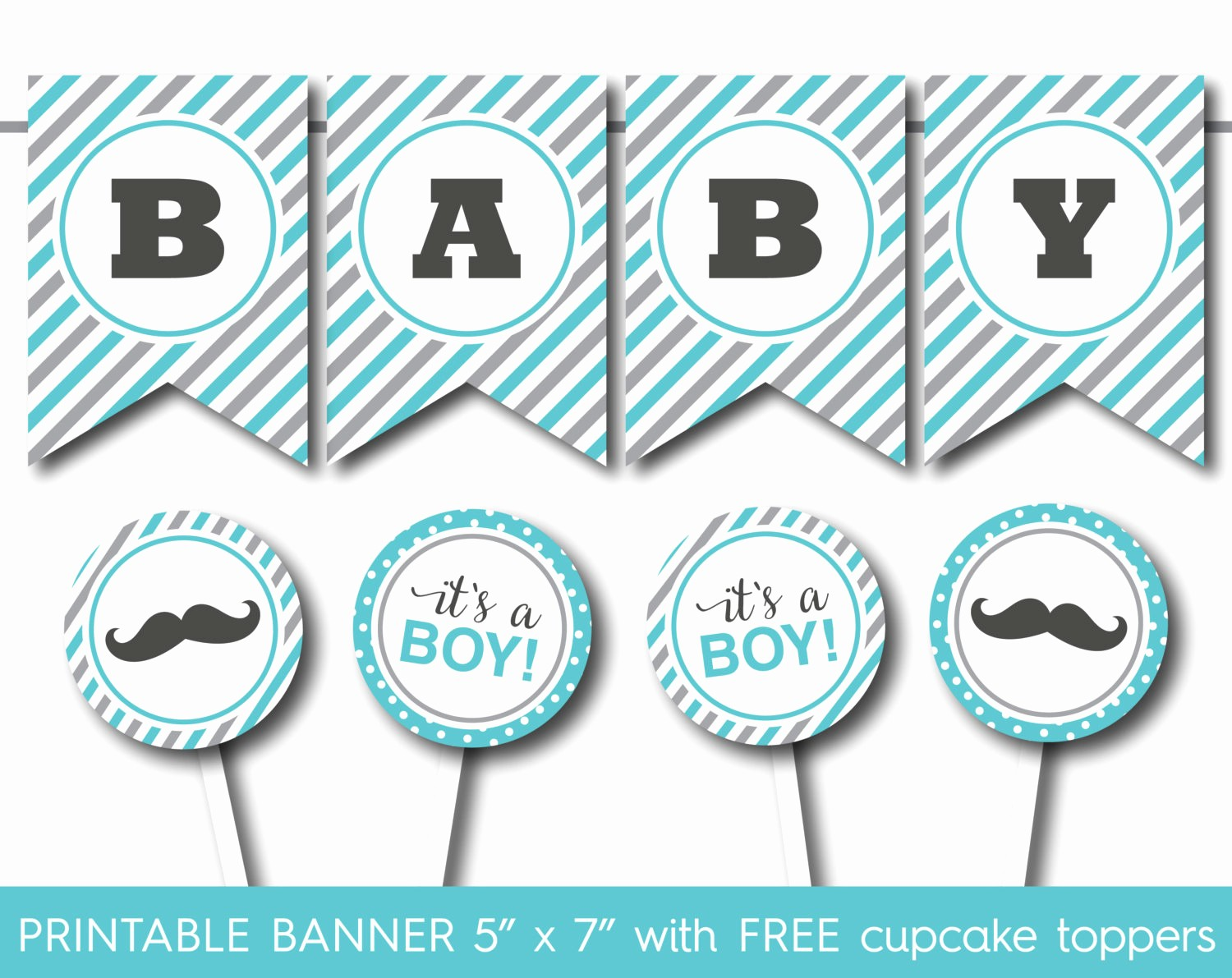 It's A Boy Banner Printable Luxury 44 Cool Banner Letters