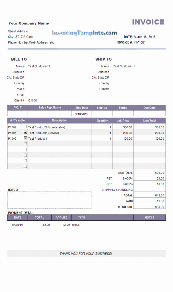 Itemized Bill Template Microsoft Word Awesome Itemized Invoice Template Spreadsheet Bill Excel Receipt