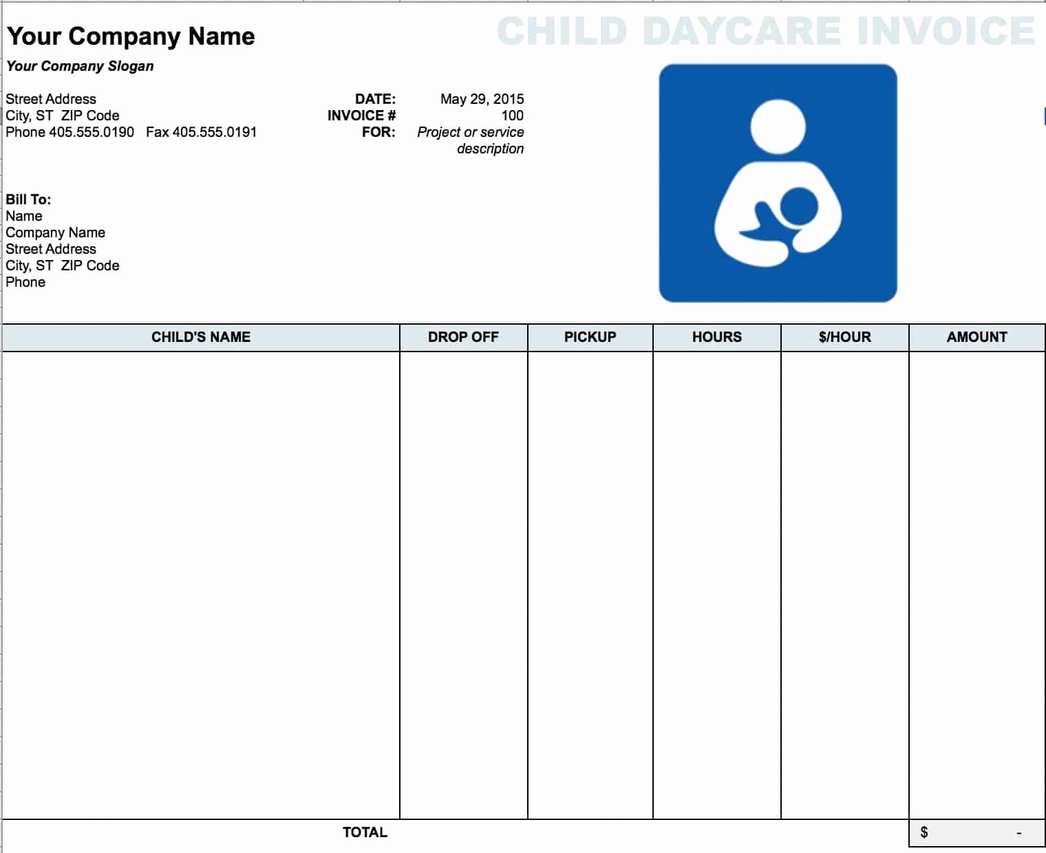 Itemized Bill Template Microsoft Word Luxury Itemized Invoice Template Spreadsheet Bill Excel Receipt
