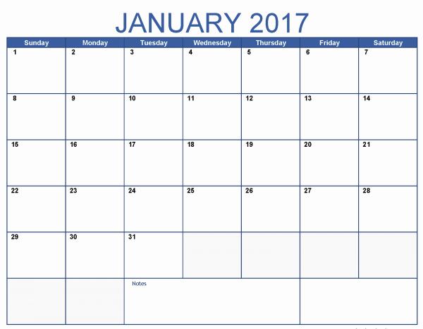 January 2016 Calendar Template Word Beautiful January 2017 Word Calendar Wordcalendar