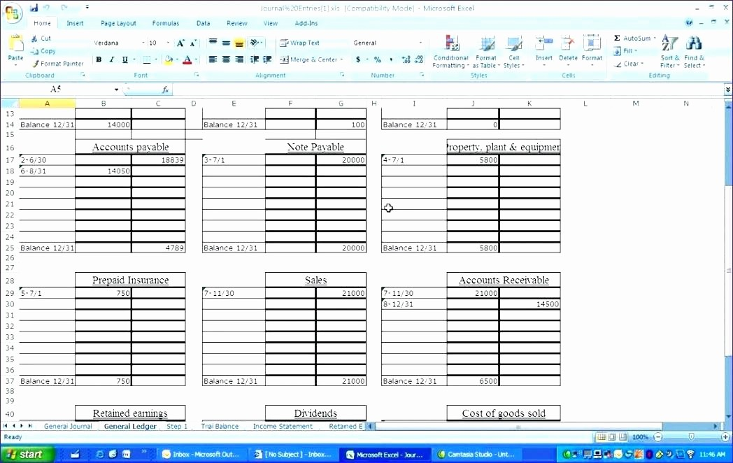 Journal Entry Template for Excel Lovely Excel Journal Entry Template Accounts Payable Template