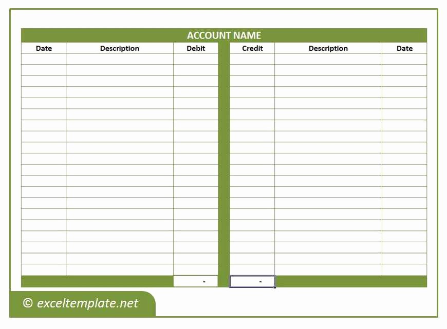 Journal Entry Template for Excel Unique Journal Entry Template Excel