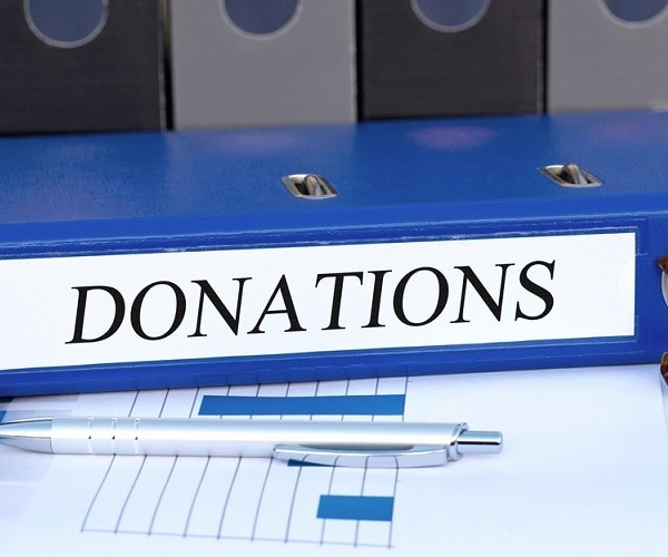 Keep Track Of Charitable Donations Fresh Maximize Tax Write Fs by Tracking Donations thegoodstuff