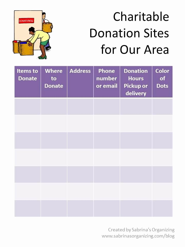 Keep Track Of Charitable Donations Inspirational 928 Best Checklists and Printables Images On Pinterest