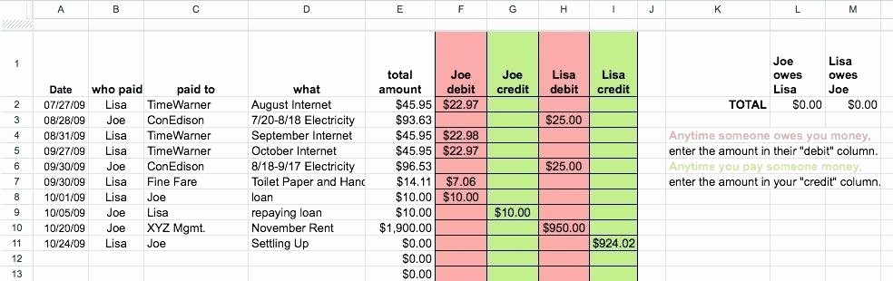 Keep Track Of Finances Excel Elegant Keeping Track Bills Spreadsheet Free Spreadsheet to