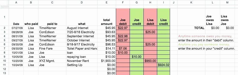 Keep Track Of Finances Excel Elegant Keeping Track Bills Spreadsheet Free Spreadsheet to