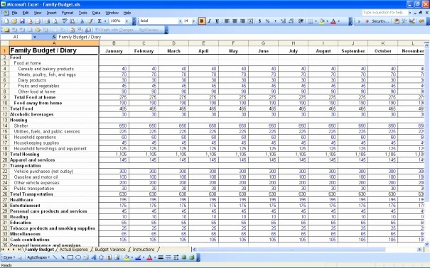 Keep Track Of Finances Excel Inspirational 3 tools to Track Your Spending now
