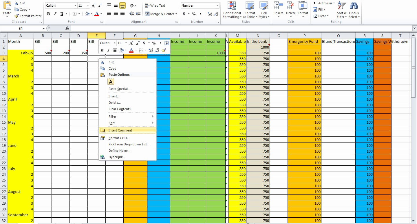 Keep Track Of Finances Excel Luxury Keeping Track Bills Spreadsheet