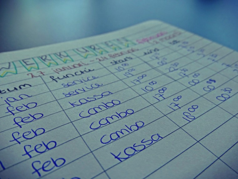 Keeping Track Of Hours Worked Best Of How to Keep Track Of Your Work Hours – Arianeille