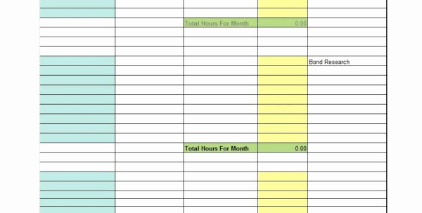 Keeping Track Of Hours Worked Unique Spreadsheet to Track Hours Worked Spreadsheet Downloa