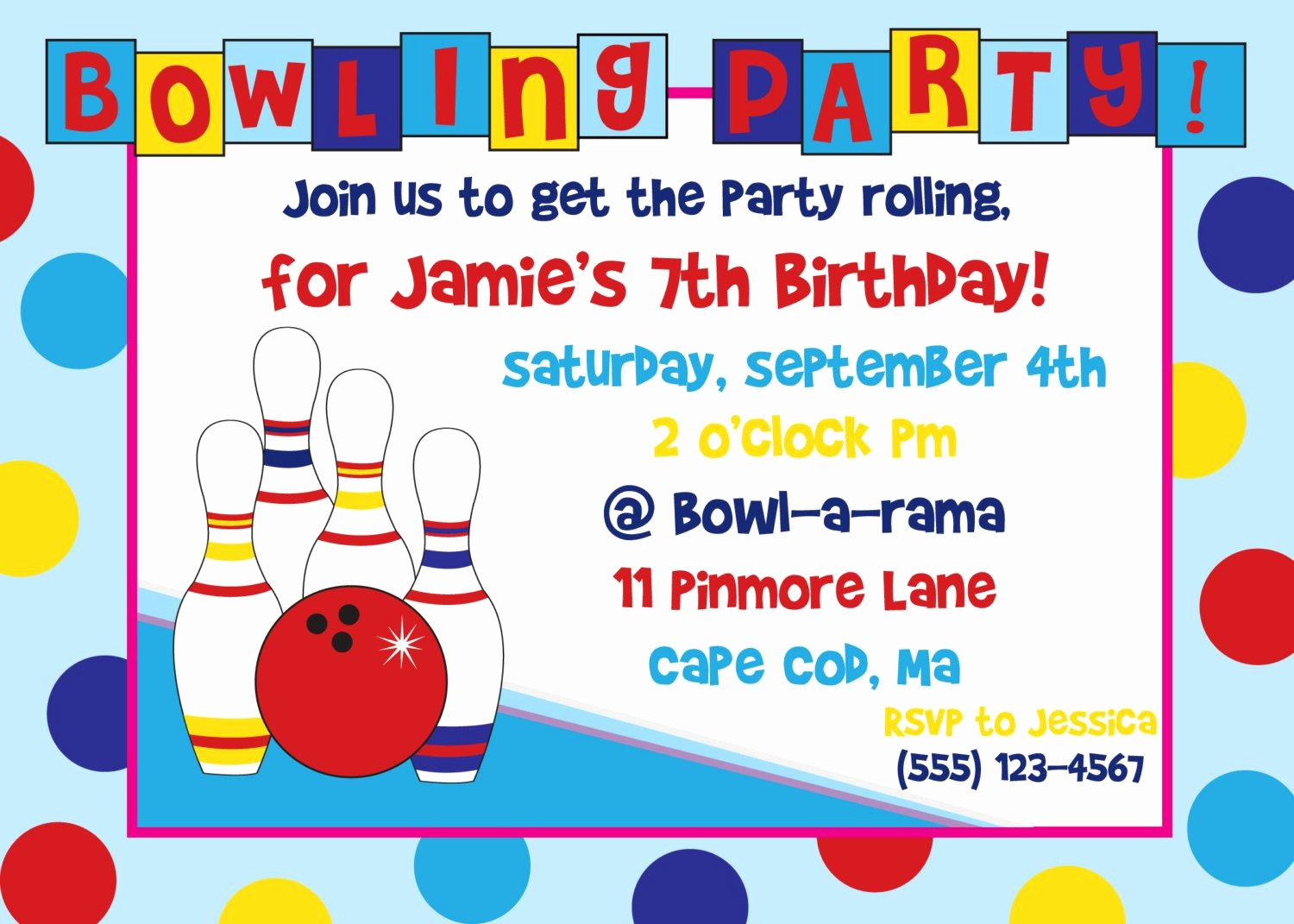 Kids Birthday Party Invites Templates Awesome Birthday Invitations Childrens Birthday Party Invites