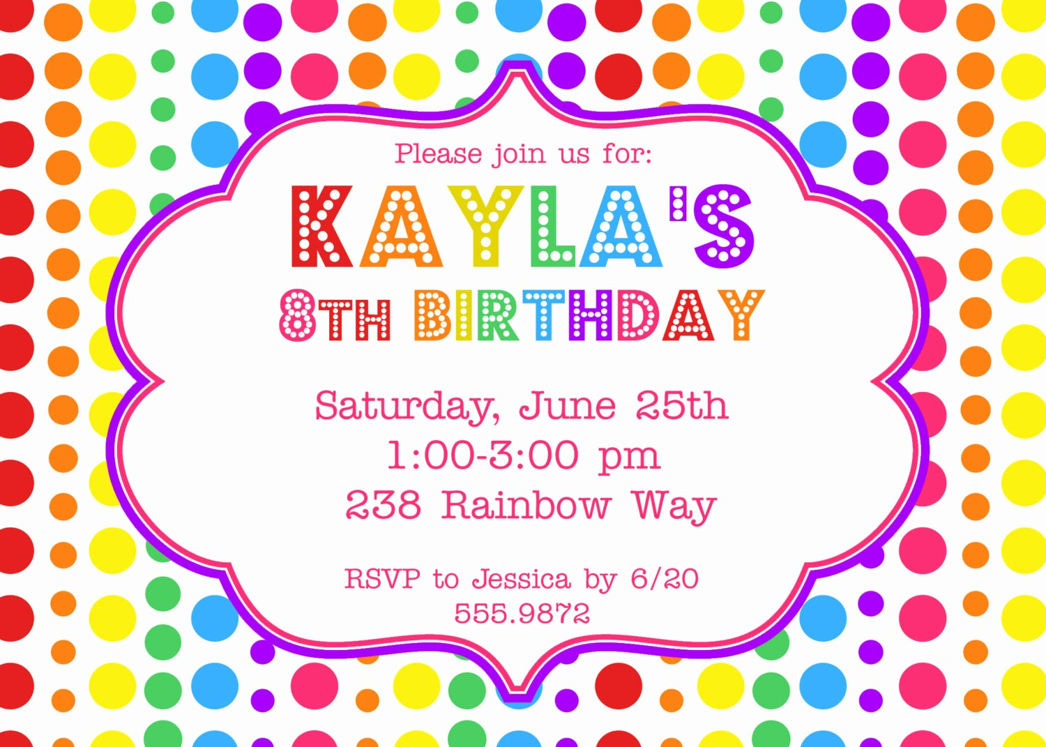 Kids Birthday Party Invites Templates Fresh Birthday Party Invitations Kinderhooktap