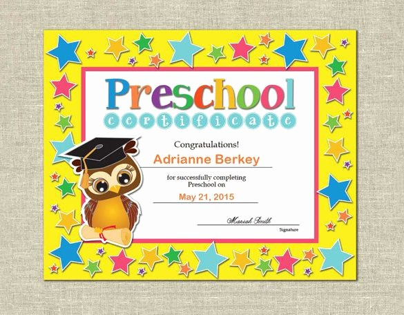 Kindergarten Graduation Diploma Free Printable Beautiful 25 Best Ideas About Plantilla Diploma Word On Pinterest