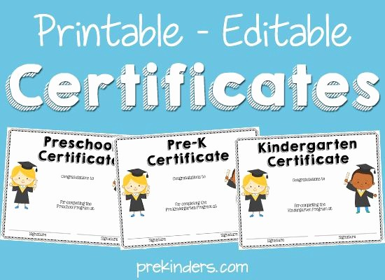 Kindergarten Graduation Diploma Free Printable Inspirational 77 Best Slp Certificate Freebies Images On Pinterest