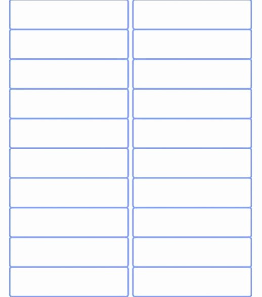 Label Templates 30 Per Page Best Of Free Printable Address Label Templates Word