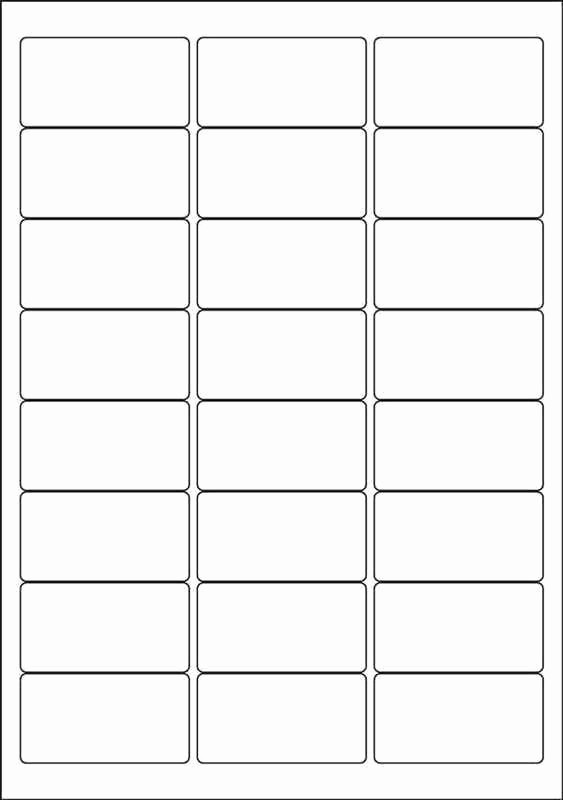 Labels Template 30 Per Sheet New Lv Die Line Graphic Gallery 30 Labels Per Sheet