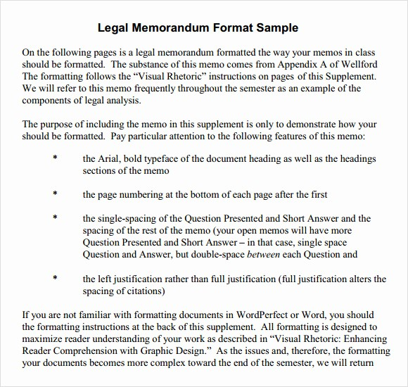 Legal Memo Template Microsoft Word Awesome 6 formal Memorandum Samples