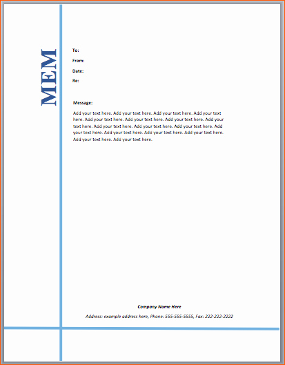 Legal Memo Template Microsoft Word Luxury 7 Legal Memo Template