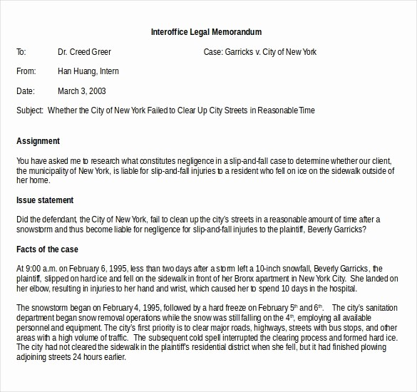 Legal Memo to File Template Best Of Interoffice Memo Template 29 Sample Word Google Docs