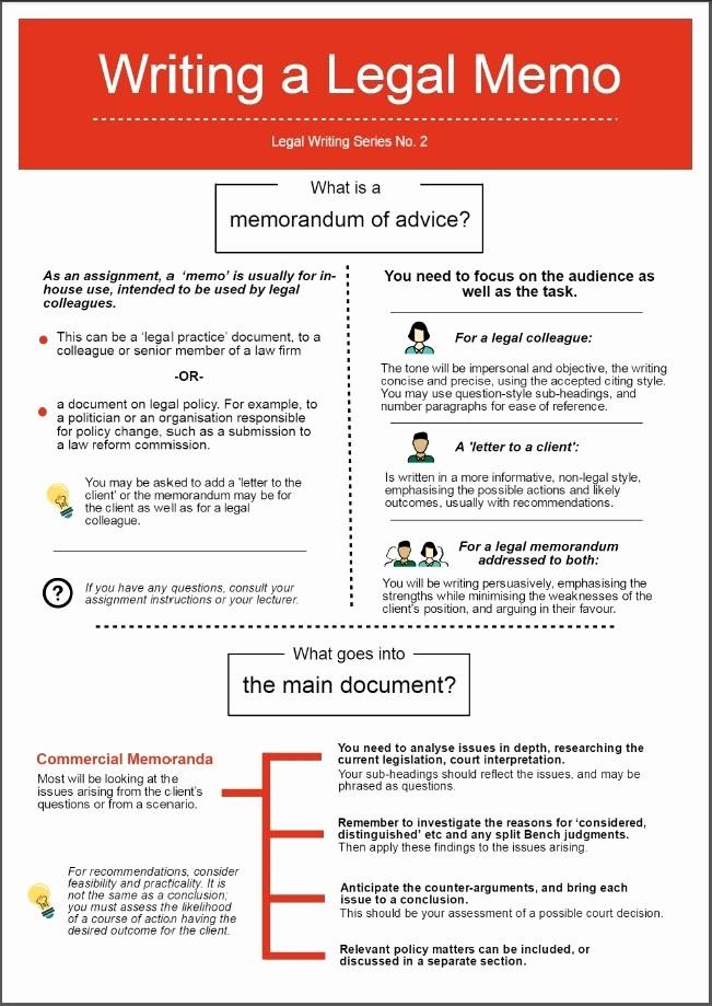 Legal Memo to File Template Fresh Legal Memo format