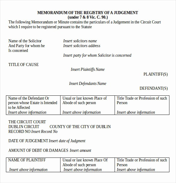 Legal Memo to File Template Fresh Legal Memo Template 13 Word Excel Pdf Documents