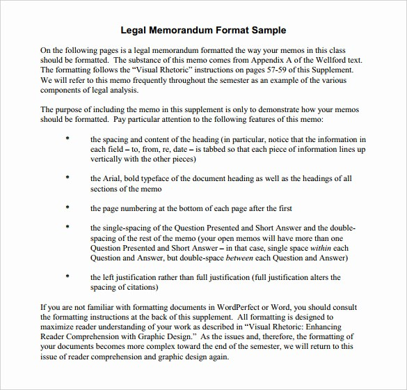 Legal Memo to File Template Lovely Internal Memo Templates 20 Free Word Pdf Documents