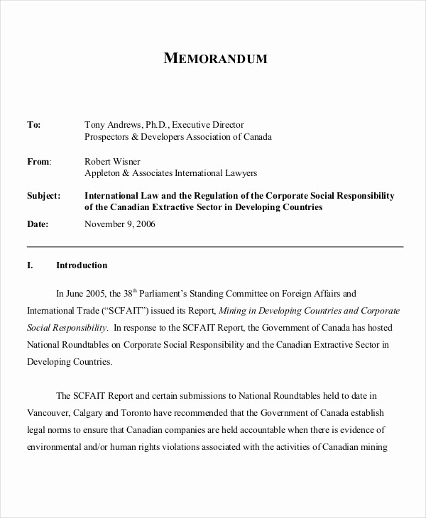 Legal Memo to File Template Lovely Memorandum Law