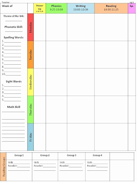 Lesson Plan Template for Teachers New Best 10 Lesson Plan Templates Ideas On Pinterest