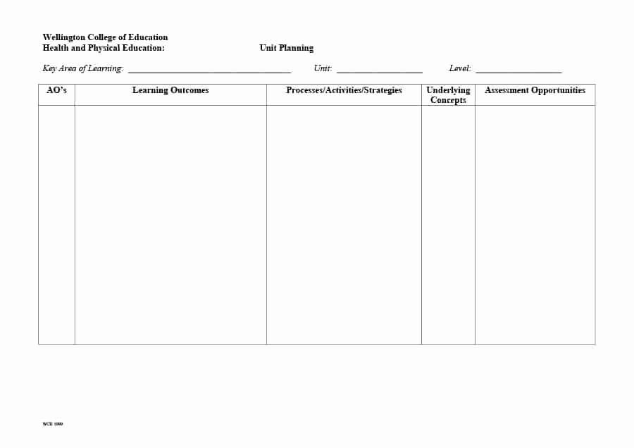 Lesson Plan Template Word Editable Inspirational Editable Lesson Plan Template Word Weekly for Preschool