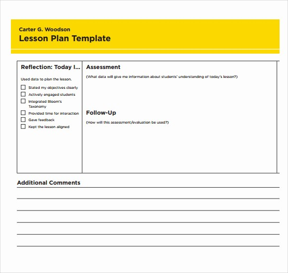 Lesson Plans for Ms Word Beautiful 7 Printable Lesson Plan Templates to Download